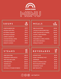 pics photos menu menu menus lulu u0027s gulf shores al red blocks