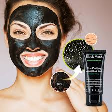 shills original peel off black mask with activated charcoal deep