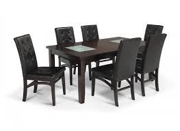 bobs furniture kitchen table set omega 7 dining set dining room sets dining room bob s
