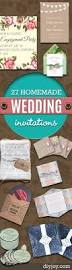 best 25 homemade invitations ideas on pinterest homemade