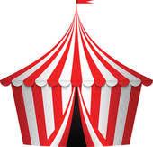 clip art of circus big top sketch k10374086 search clipart