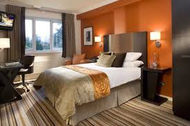 Orange Bedroom Walls What Colour To Wear With Orange Fabulous Boys Room Paint Ideas
