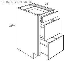 kitchen base cabinet without drawer db12 drawer base cabinet plymouth rta kitchen cabinet