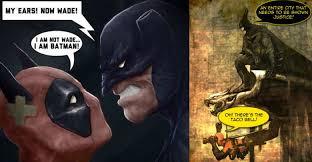 Batman Memes - 17 hilarious deadpool vs batman memes that will make you laugh hard