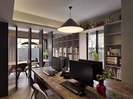 modern home office desk cool home office ideas modern home office
