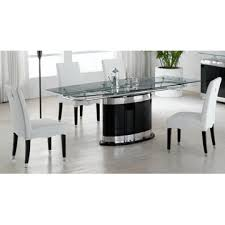 modern glass dining room suite dining table and chairs dining sets