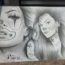 cool chola hynas drawing picture really like the style