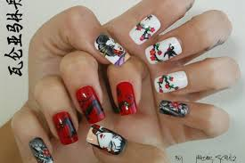 5 sources of inspiration for japanese nail art