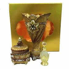 Home Decoration Items Online by 3pc Incense Burner Arabic Mabkhara Fg059t
