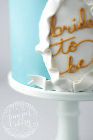 easy bridal shower how to make a simple bridal shower cake