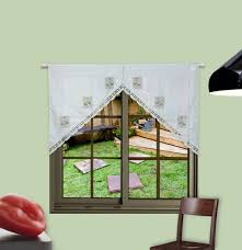 Tendine Per Finestre Piccole by Voffca Com Country Veranda Creativo