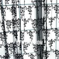 Patterned Sheer Curtains Patterned Sheer Curtains Sheer Patterned Cotton Curtain Fabric