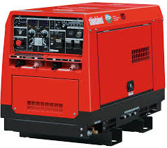 shindaiwa mobile diesel welders and diesel generators