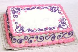 pink and purple sheet cakes teen google search cake ideas