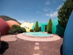 Dome House For Sale Life In Curvy Technicolor Looney Listing