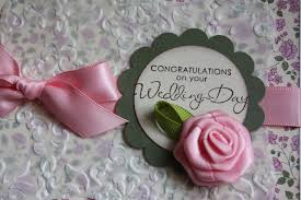 wedding day congratulations congratulations on your wedding day