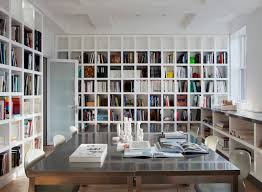 office in home study modern home office new york by space kit