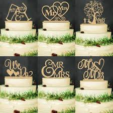 mrs and mrs cake topper cake toppers mr mrs charmerry