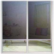 Window Film For Patio Doors Tinted Privacy Window Film Window Treatments The Home Depot