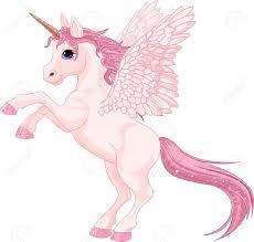 pink unicorn clipart clipartxtras