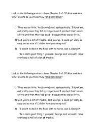of mice and men worksheets and activities by phines08 teaching