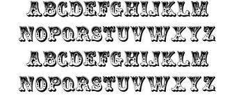 circus specimen jpg 620 256 fonts pinterest fonts