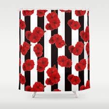 bathroom shower curtains society6