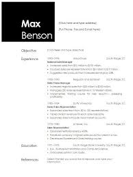 Resume Builder Templates Resume Templates For Openoffice 7 Functional Resume Templates Open