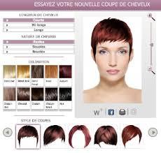comment choisir sa coupe de cheveux femme simulation de couleur de cheveux a partir d une photo salon