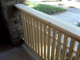 milestone thirty one feet of craftsman style porch railing by
