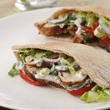 indian spiced chicken pitas recipe eatingwell
