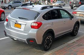 2017 subaru crosstrek xv file 2013 subaru xv crosstrek rear view jpg wikimedia commons