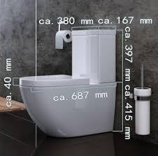 design stand wc design stand wc toilette als tiefspüler mit silentclose sitz wc
