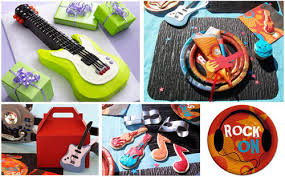 imagenes feliz cumpleaños rockero una fiesta infantil muy rockera manu cumple musical pinterest