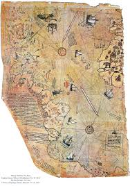 Columbus Map Piri Reis Map U201d From Wikipedia The Voice Before The Void Arcana