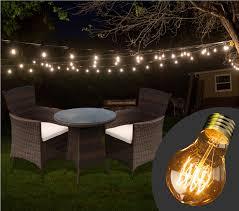 vintage led solar garden lights