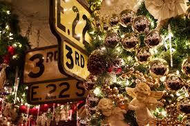 Rolfs Nyc Christmas Sweet Genevieve Inside A Christmas Tree Rolf U0027s Nyc