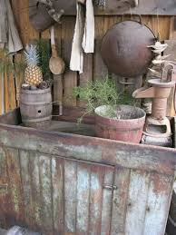 322 best primitive vintage sinks images on country