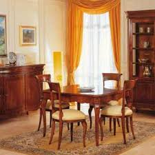 Dining Room Accent Furniture Dining Room In 19th Century Style Vimercati Classic Furniture