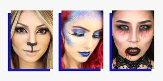 Popular Colors For 2017 Easy Halloween Makeup Ideas For 2017 Scary And Halloween