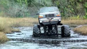 monster truck in mud videos hole iron horse mud ranch bogging feature length march th life