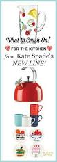 Kate Spade Home Decor Kate Spade Home See Her Surprising New Line Setting For Four