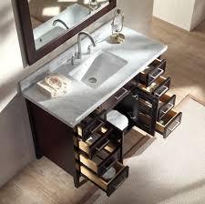 Bathroom Single Sink Vanities by Ariel Kensington 49