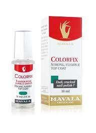 mavala switzerland colorfix top coat reviews beautyheaven