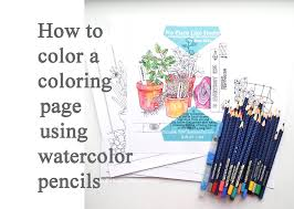 coloring tutorial with mou saha using no place like home coloring