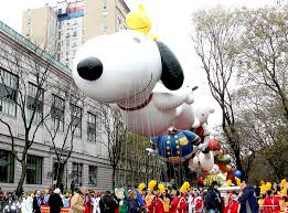 thanksgiving day parade 2014 snoopy from at macy s thanksgiving day parade 2014 e news