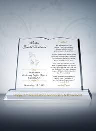 retirement plaque wording clergy retirement gift plaque