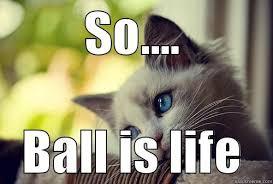 Ball Is Life Meme - fake ballerz quickmeme