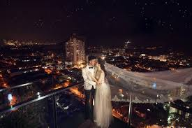 wedding backdrop penang penang s trendsetter gravity rooftop bar in g hotel