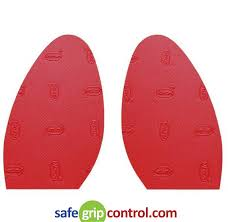 louboutin red rubber replacement sole protector pads